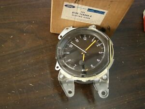 Oem Ford 1977 1978 1979 Ltd Ii Ranchero Dash Clock Gt