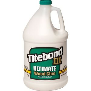 Titebond 1416 Iii Ultimate Wood Glue 1 gallon 1 Gal