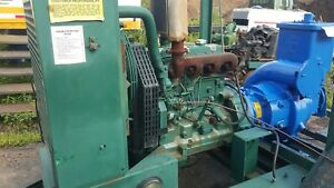 Water Pump Diesel Portable Trash Pump Thompson Gorman
