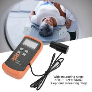 Sm208 Portable Screen Brightness Luminance Meter With Mini Light Detector X rays