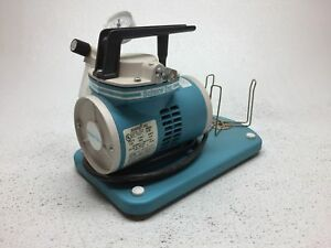 Schuco vac Vacuum Aspirator Suction Oil less Pump S130p 60hz 115v 2 9a As is