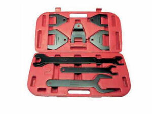 Fan Clutch Pneumatic Wrench Tool Kit Set For Ford Chrysler Vehicles 10pcs