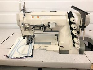 Kansai Wx8003d Top Bottom Coverstitch 110volt Industrial Sewing Machine