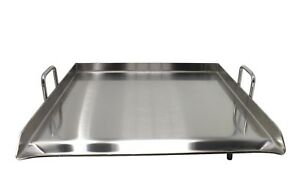 20 X 20 Square Stainless Steel Griddle Flat Top Grill Plancha Heavy Duty