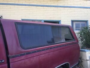 Chevy Short Bed 1500 Pickup Camper Shell