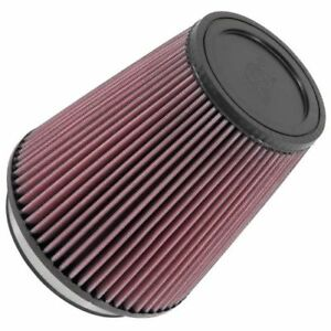 K N Ru 2800 Universal Cotton Gauze Clamp On Air Filter Round Tapered