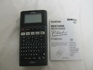Brother Pt h300 Intuitive Handheld Labeler