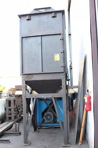 Aaf Snyder General Dust Collector Bags Over Coils