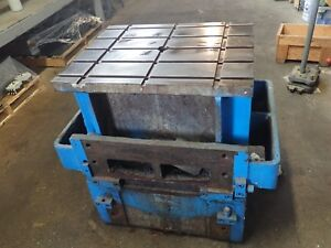 29 25 X 23 5 X 35 5 h Steel T slot Weld Table_layout Jig_5 Slot_stand_fixture