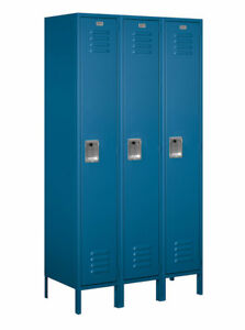 Salsbury Industries 1 Tier 3 Wide School Locker