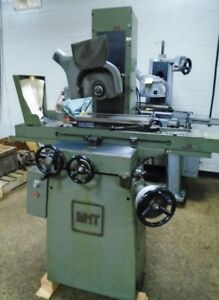 Mitsui Msg 205mh 6 X 18 Manual Surface Grinder With Ball Roller Table