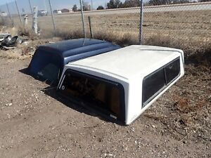 Used Camper Shell
