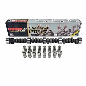Comp Cam Cl12 600 4 Sbc Chevy Big Thumper Muther Cam Camshaft Kit Lifters Choppy