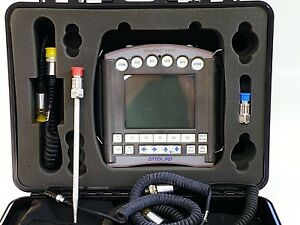 Entek Datapac 1500 Vibration Inspection Analyzer Balancer Data Collection