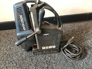 Used Evolution Evomag 42 Commercial Magnetic Drill Works Great