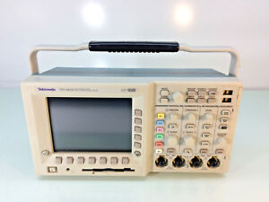 Tektronix Tds3054 4 channel Digital Phosphor Oscilloscope 500mhz 5 Gs s Parts