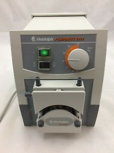 Heidolph Pump Drive Pd 5001 With Sp Quick Pump Head Used