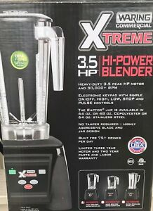 Waring Mx1050xtx Xtreme Commercial Bar Blender Brand New