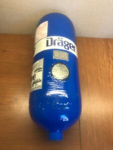 Drager Scba Carbon Composite Breathing Air Tank Dot e 11194
