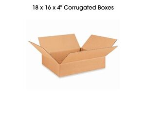 18 X 16 X 4 Corrugated Shipping Boxes