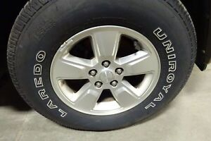 Oem Alloy Wheel 2010 Jeep Liberty 16x7 tire Not Included