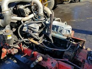 International Dt530e Engine Assembly 300hp Takeout Runs 90 Day