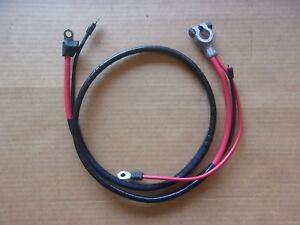 New Reproduction 1968 Imperial Crown Lebaron Positive Battery To Starter Cable