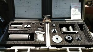 Miller Tool 8708 T850 Manual Transaxle Tool Sets cases 1 2