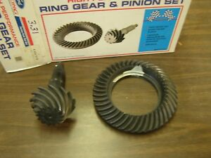 Oem Ford 3 31 Rear End Ring Gear Pinion 8 8 New Take Off 2014 2013 2012 2011