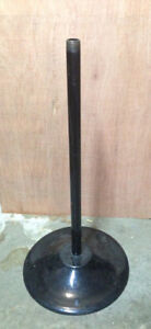 Pipe Stand For Gumball Candy Vending Machine Oak Northwestern Beaver Eagle
