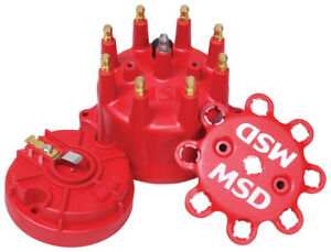 Msd Ignition 84315 Distributor Cap And Rotor Msd Cap Rotor Kit 8431 8467