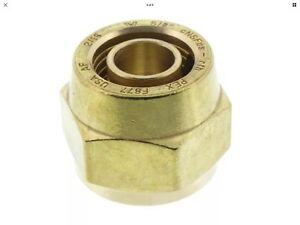 Uponor Wirsbo A4020625 Qs style Compression Fitting Assembly 5 8 R20 Thread 10
