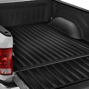 2pc Bed Tailgate Mat 2008 2018 Silverado 6 5 Short Bed Rubber Cargo Liner