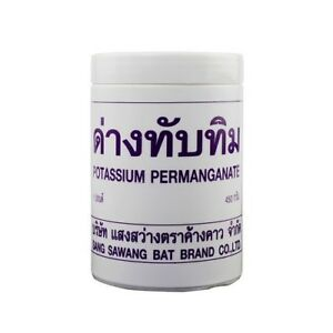 Big Size Potassium Permanganate Purple Scales Disinfect Detox 450g