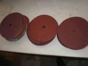 3m Sanding Grinding Discs Lot Of 42 Sia 7 Diameter