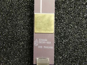 26c94 vxa Quad Uart Phillips 48 pin Cdip Mil spec Usa Genuine 1x