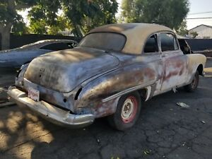 1949 Oldsmobile Coupe Trunk Lid Parting Out