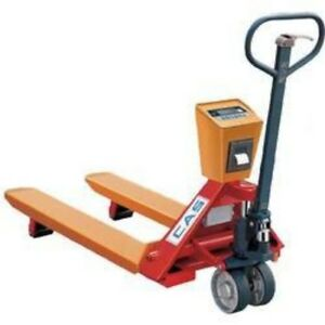 Pallet Jack Scale Ntep Approved Class Iii 5 000 X 1 Lb