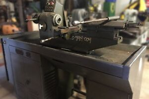 Wade Turret Lathe Wade 94 Head Included