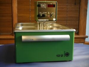B braun Thermomix 12u Heated Water Bath And Recirculating Pump In Ec