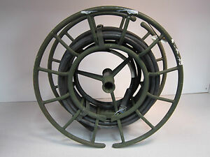 Steel Signal Cable Reel With Signal Cable Appear Unused
