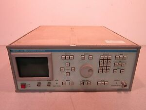Eip 931 Microwave Source Powers Up Aux Output 01 1 0 Ghz