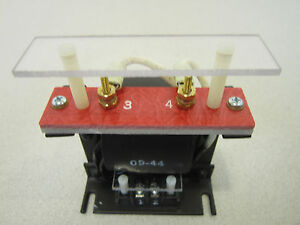 Quality Transformer Filament Assembly 6300 120vrms Appears Unused
