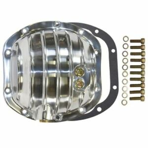 Specialty Chrome 4907kit Differential Cover Dana 25 27 30 10 Bolt