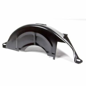 Specialty Chrome 7607bk Th350 400 Black Steel Transmission Dust Cover
