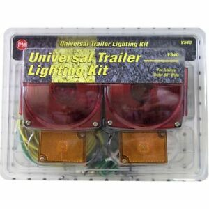 Peterson Manufacturing V540 Universal Complete Trailer Light