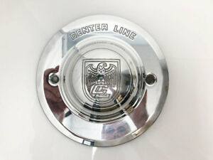 Centerline Billet Wheel Center Cap Cs125 Cs 125 New With Hardware