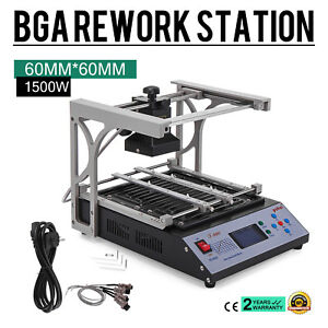 T 890 Soldering Rework Station Temperature Wave Heating Ergonomic Design T890
