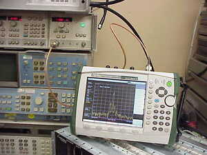 Anritsu Ms2724b Spectrum Analyzer 100 Khz 20 Ghz Calibrated tested Acc Incl