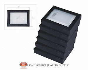 6 New Riker Display Mounting Boxes Riker Display Cases Riker Boxes X small 4 x3